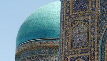 Radtour-Tadschikistan-Usbekistan-Samarkand-Moscheen-Medresen-Minarette_01