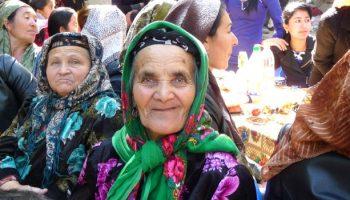Trekking-Tadschikistan-Usbekistan-Frauen